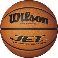 Баскетбольный мяч Wilson JET PRO COMPOSITE SZ6,7 SS16