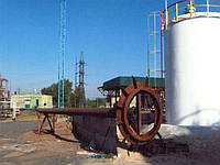 Изготовление и монтаж резервуаров стальных вертикальных цилиндрических : РВС-2000м.куб., РВС-1000м.куб.
