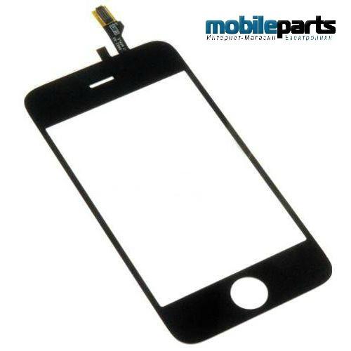 Сенсорный экран для Apple iPhone 3GS High Copy (Черный)