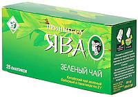 Чай Принцесса Ява зеленый пакетированный 25 шт 907035
