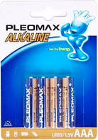 "Батарейка ""Pleomax"" LR03 Alkaline AAA"