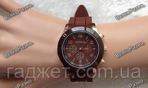 Женские часы Geneva ШОКОЛАДНЫЕ, фото 3