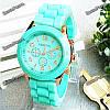 Яркие женские часы Geneva МЯТНЫЕ, фото 2