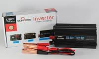 Инвертор UKC 12V-220V 1000W