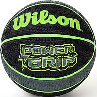 Баскетбольный мяч Wilson POWER GRIP BSKT SZ7 SS16
