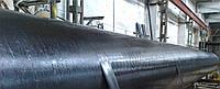 Анткорозионная изоляция труб липкой двухслойной полимерной лентой холодного нанесения (ЛДПЛ, Полилен, Поликен)
