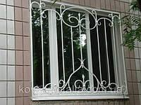 Решетка кованая на окно арт.рк 56