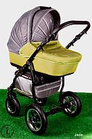 Детская коляска 2 в 1 Ajax Group Вritish Jаde