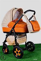 Детская коляска 2 в 1 Ajax Group Вritish Juice