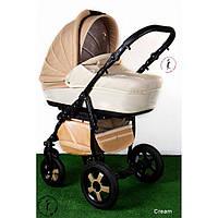 Детская коляска 2 в 1 Ajax Group Вritish Cream