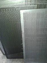Решето ДДМ, ячейка 6.3 мм, толщина 2 мм, лист  500 х 1574 мм.