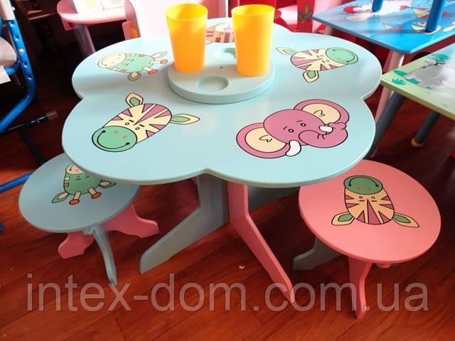 Набор детской мебели W-031 КИЕВ