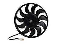 Вентилятор охлаждения радиатора Aveo Т-255 основной хетчбек в сборе