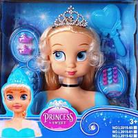 Кукла - голова для причесок