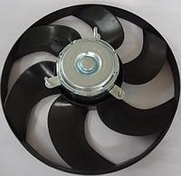 Вентилятор охлаждения радиатора Ваз 1118 ЛУЗАР (LFc 0118)