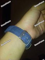 Женские часы под Jeans синего цвета, фото 3