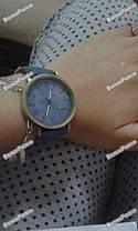 Женские часы под Jeans синего цвета, фото 2