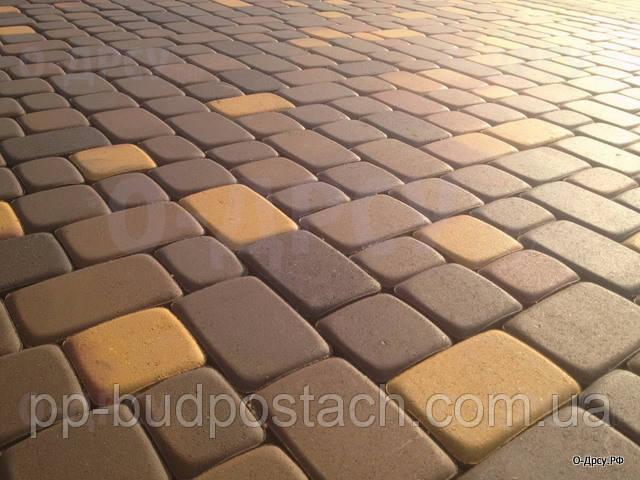 Яка тротуарна плитка краще