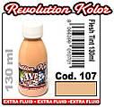 JVR Revolution Kolor, opaque flesh tint #107,130ml, фото 2