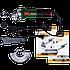 Болгарка Протон МШУ-125/1010, фото 5