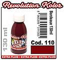 JVR Revolution Kolor, opaque claret red #110,130ml, фото 2