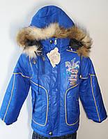 Курточка на мальчика р.98,104,110 110