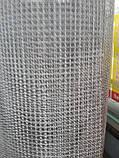 Тканая Чёрная, Ячейка 0,4 мм, Проволока 0,2 мм., фото 2