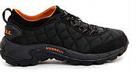 Зимние кроссовки Merrell Ice Cap Moc III black-orange