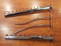 Кронштейны (Флейты) разновидности крепления