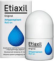 Антиперспирант Etiaxil Original для чувствительной кожи с системой защиты кожи APX Skin Care System,15 мл