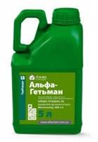 Почвенный гербицид Альфа Гетьман ( аналог ДУАЛ ГОЛД ) ( канистры 5л ) мeтoлaхлoр, 960 г / л