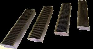 Гребенка плоская шаг 2.5 10х25х100