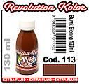 JVR Revolution Kolor, opaque burnt sienna #113,130ml, фото 2