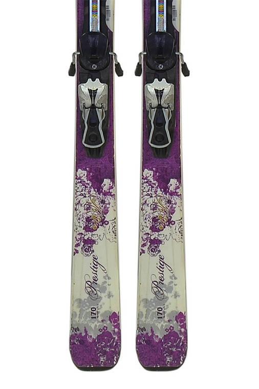 Лыжи Tecnopro Safine Prestige  Violet АКЦИЯ -32% , фото 2