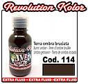 JVR Revolution Kolor, opaque burnt umber #114,130ml, фото 2