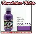 JVR Revolution Kolor, opaque lilac #115, 130ml, фото 2