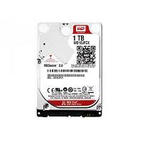 Жесткий диск 2.5 Western Digital Red 1TB 5400rpm 16MB WD10JFCX  SATA III