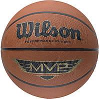 Баскетбольный мяч Wilson MVP BROWN SZ6,7 BBALL SS14