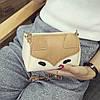 Маленькая женская сумочка Лиса, фото 2