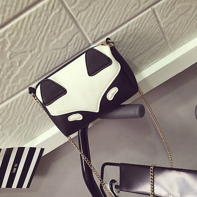 сумка для девушки в виде лисички