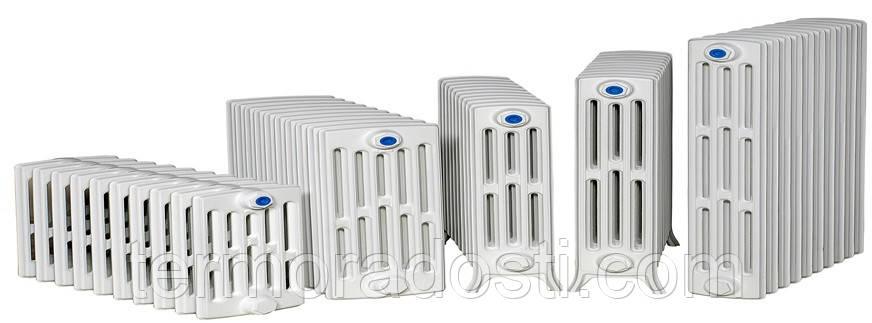 Ретро радиатор Carron Victorian 500/144 (чугунный)