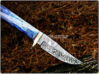 Нож дамасский Клинок ручная работа K1 077