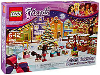 LEGO Friends Рождественский календарь