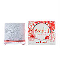 Cacharel scarlett eau de toilette 80ml