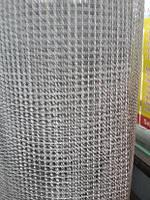 Тканая Нержавеющая, Ячейка 1 мм., Проволока 0,4 мм.
