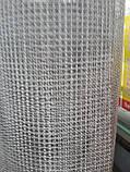 Тканая Нержавеющая, Ячейка 2 мм., Проволока 0,5 мм., фото 2
