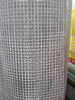 Тканая Нержавеющая, Ячейка 4 мм., Проволока 0,6 мм.