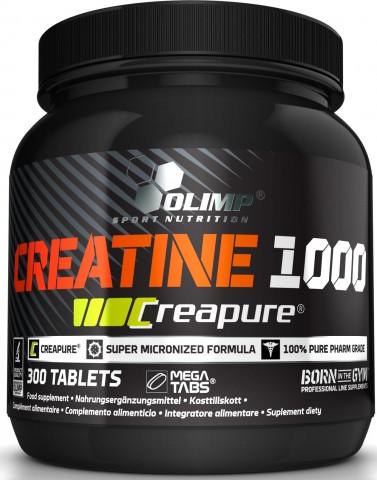 OLIMP Creatine 1000 Creapure, 300 tab