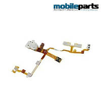 Аудио шлейф (audio flex cable) для Apple iPhone 3GS (High Copy)