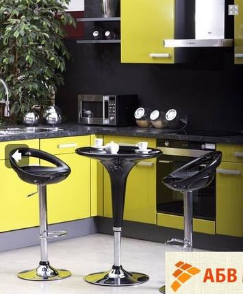 Стул барный Торре черный (СДМ мебель-ТМ), фото 2